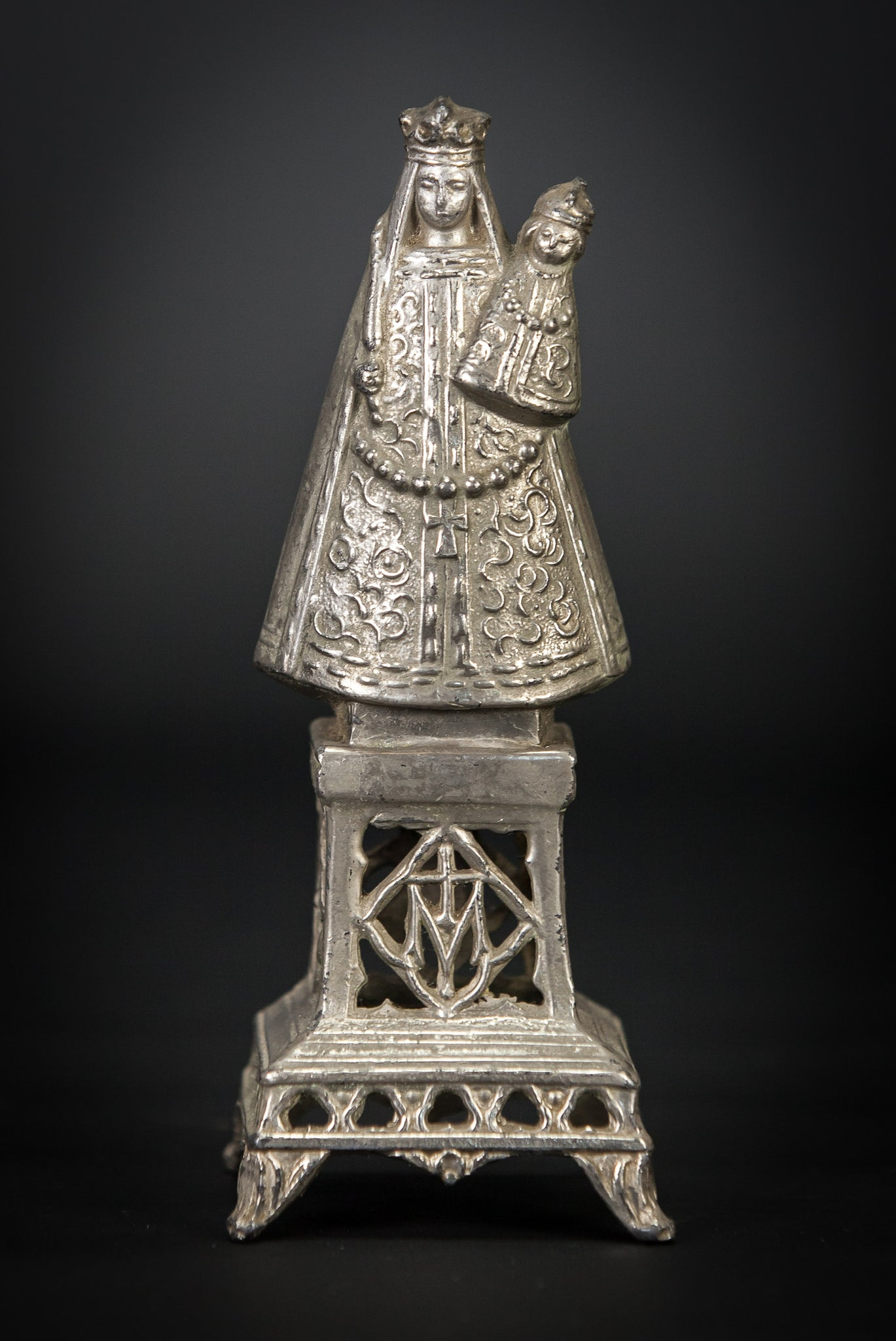 Our Lady of Montaigu Figure