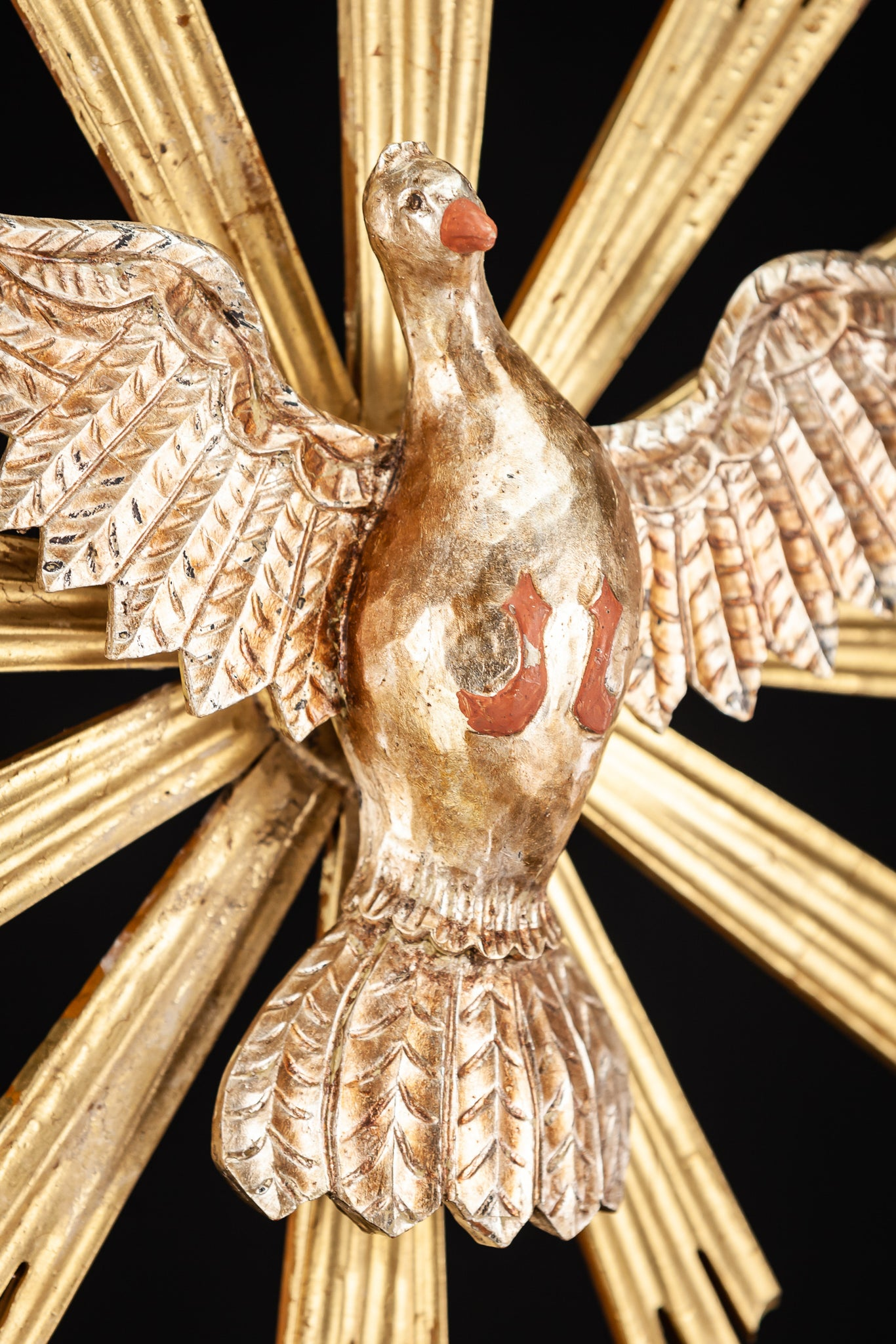 God The Holy Spirit Sculpture  15""