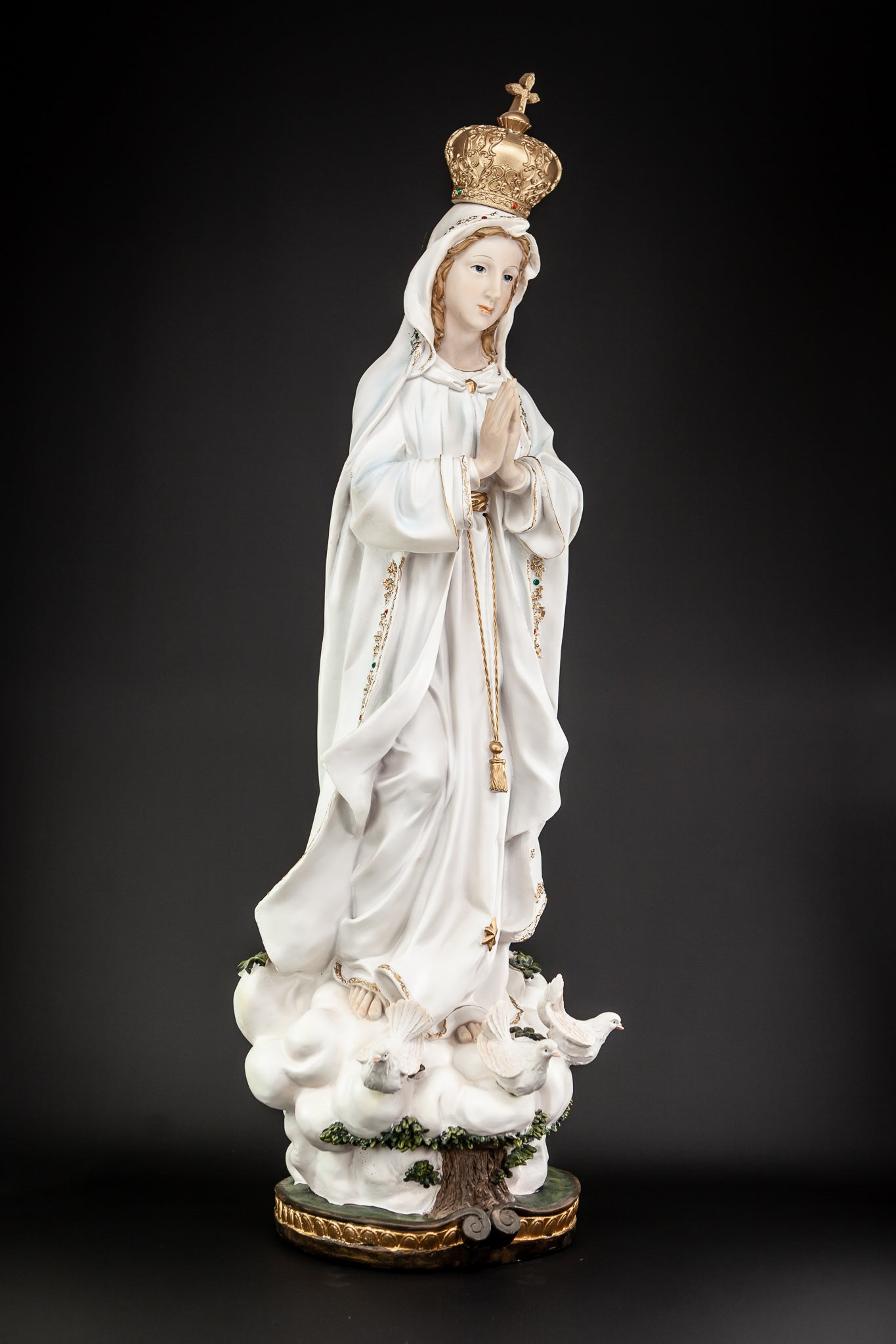 Our Lady of Fatima Processional Statue 45""