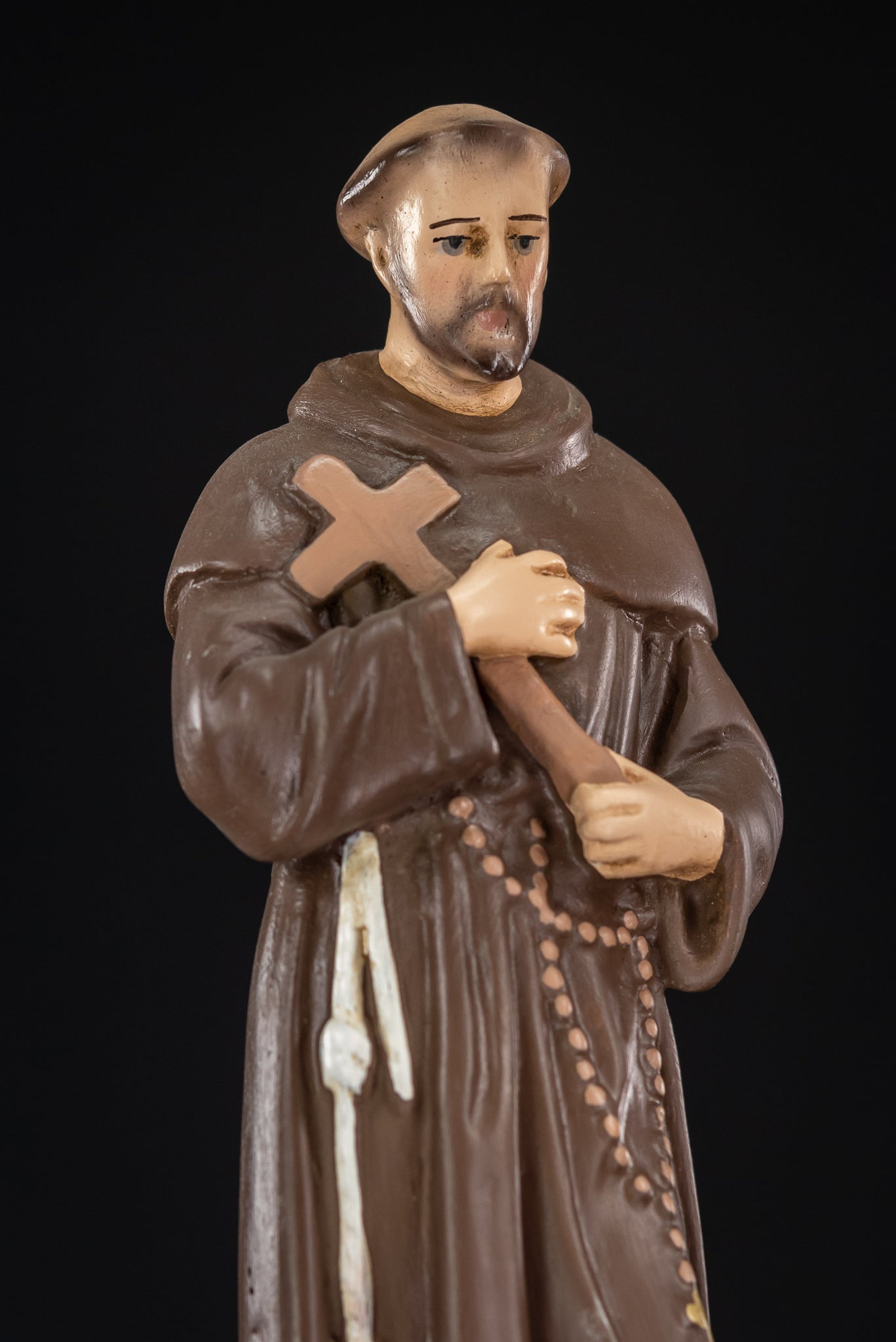 St Francis Statue | Saint of Assisi Figure 14.2""
