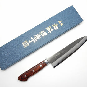 VG-1 GOLD Clad Steel, HGW Gyuto 180mm