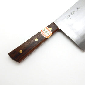 NIHONKO Hi-Carbon Japan Steel,Professional Cleaver