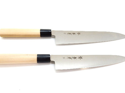 INOX Molybdenum Stainless Steel/WA Gyuto(Japanese Style Chef's Knife)