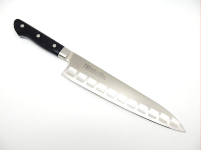 M10 PRO/Molybdenum Vanadium Steel Gyuto with Indentations