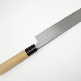 Yasuki White Steel,KASUMITOGI Professional Handle Mukimono Knife