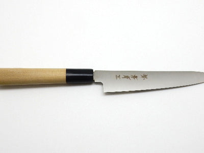 INOX Molybdenum Stainless Steel/WA Petty(Japanese Style Paring Knife) 150 mm