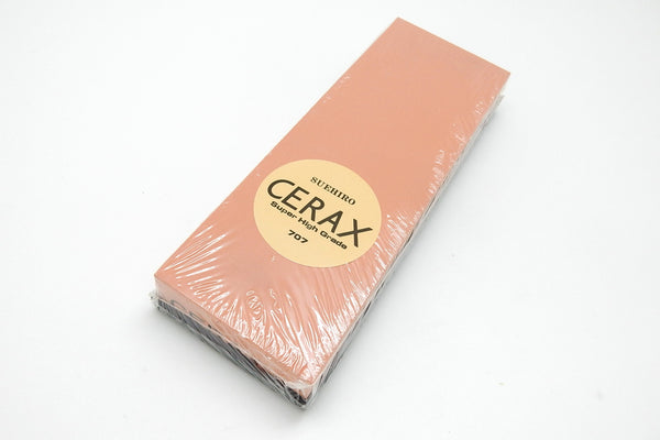 CERAX Super High Grade Ceramic Whetstone MEDIUM #700, w/Rubber Frame