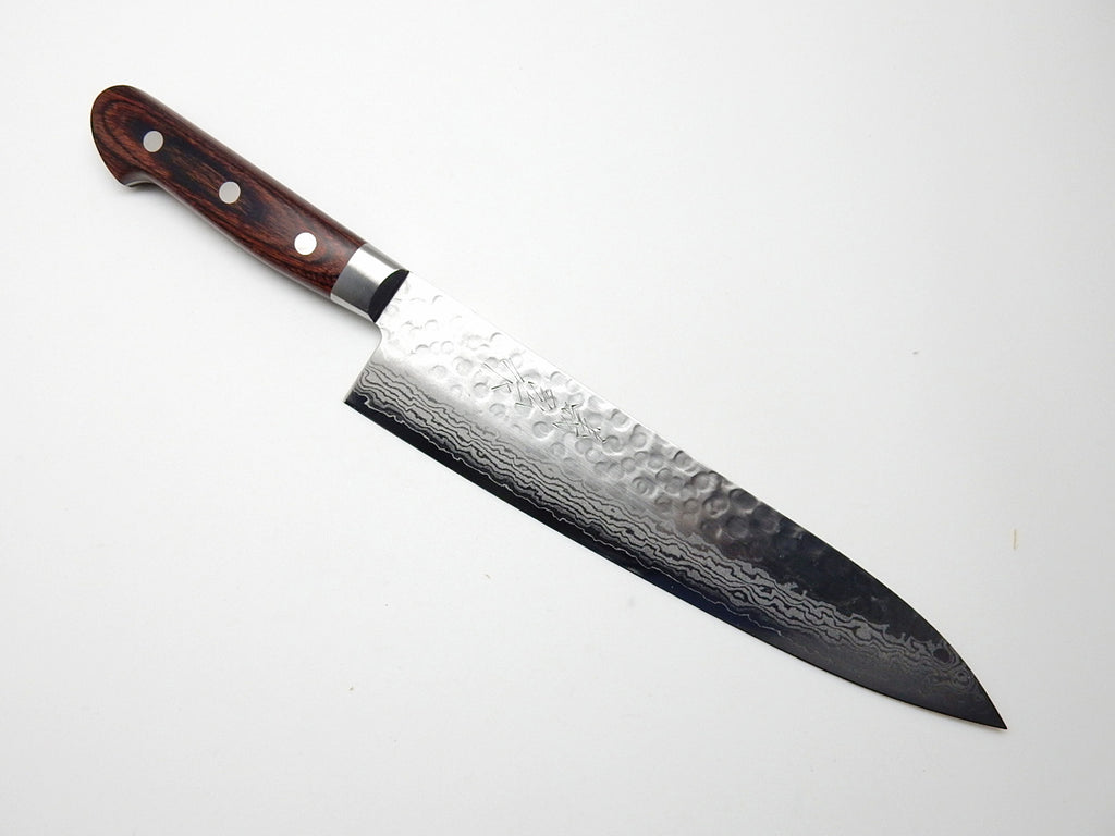 VG-10 17 Layers Hammered Damascus HAA Gyuto