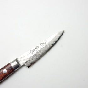 VG-10 17 Layers Hammered Damascus HAA Paring Knife 80mm
