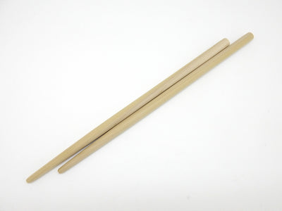 Japanese Chef's tool, Hanasaibashi (Wooden Tempura Flour Chopsticks) 330 mm