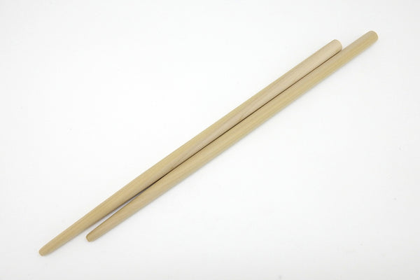 Japanese Chef's tool, Hanasaibashi (Wooden Tempura Flour Chopsticks) 330mm