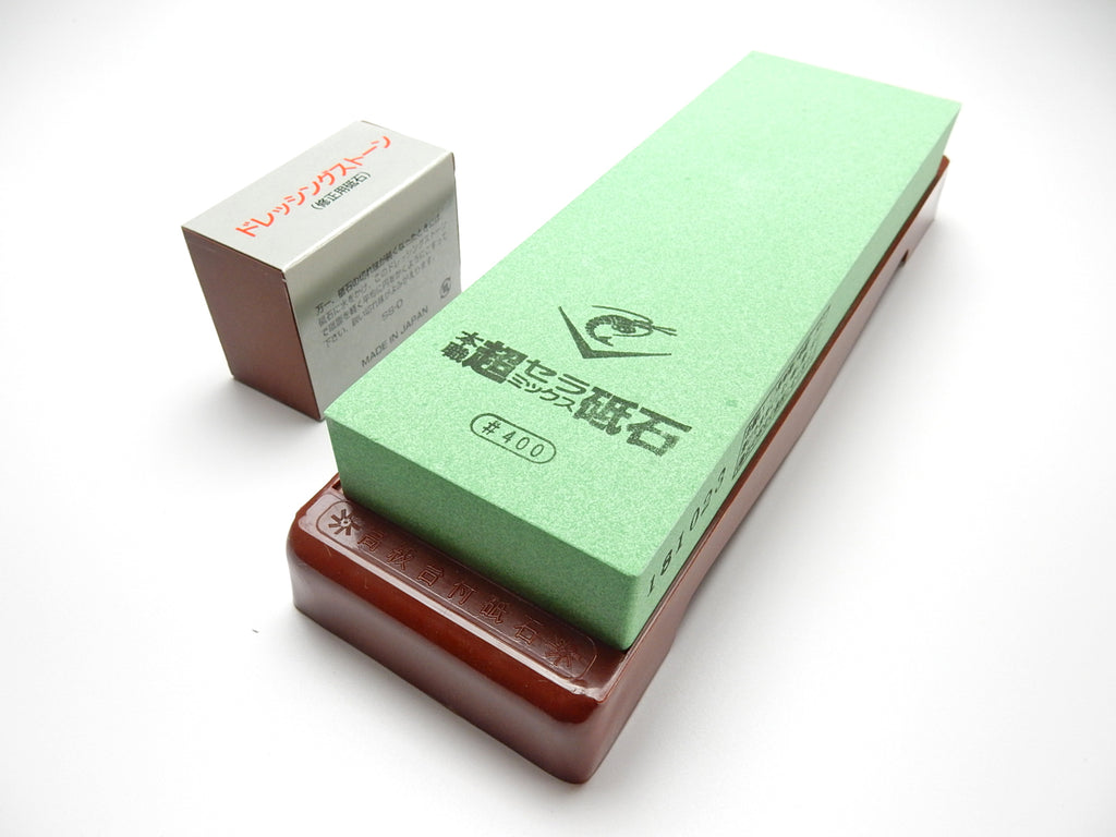 CHOSERA Super Ceramics Stone & Dressing Stone
