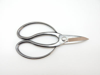 Stainless Steel, BONSAI Gardening Scissors Ohkubo 180 mm