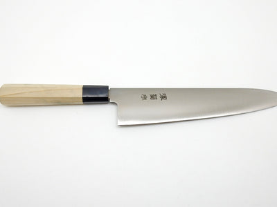 Molybdenum Vanadium Steel, Japanese Style Gyuto