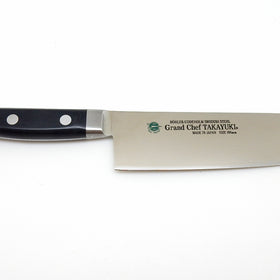 GRAND CHEF Swedish Stainless Santoku 180 mm