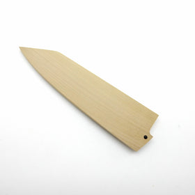Wooden Saya Cover & Ebony Saya Pin (for Kengata Santoku 160 mm)