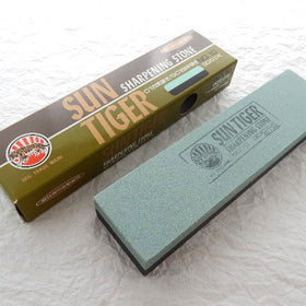SUN TIGER,Sharpening Stone GC/C Combination No.10 C#120/GC#250 (For Repairing)