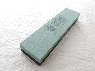 SUN TIGER Sharpening Stone GC/C Combination No.10 C#120/GC#250 (For Repairing)