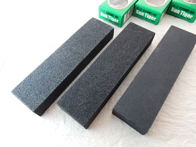 SUN TIGER Silicone Carbide Sharpening Stone No.100/C (For Repairing)