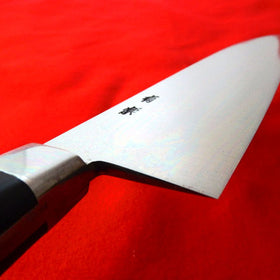 AEBL Stahl (schwedische high Carbon pure Stainless), Sakai-made Professional Yo-Deba (Western Deba Messer) 210mm