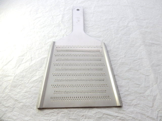 Stainless Grater/OROSHIGANE L/M/S Size,with Bamboo Brush
