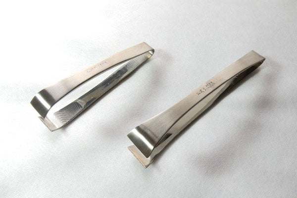 18-8 Stainless Fish Bone Tweezer HONENUKI 118mm & 155mm