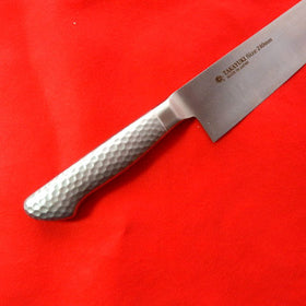 NK Stainless Steel, Gyuto Non Slip Checkered Handle