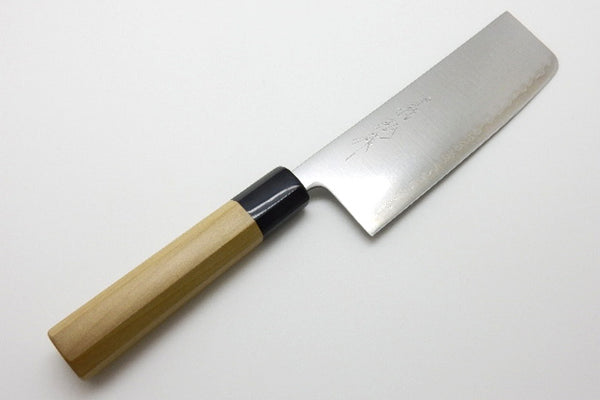 Aogami Super/Yasuki Blue Steel, Chef's Nakiri