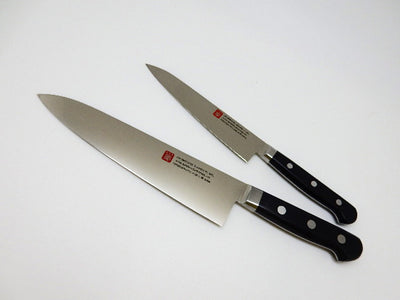 INOX 1141 Guaranteed Knife Set/Gyuto & Paring Knife 150 mm