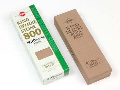 KING Deluxe Stone MEDIUM Standard(No.800/1000/1200)