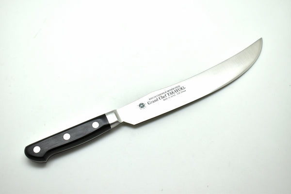 Swedish Stainless Steel, GRAND CHEF Carving Steak Knife