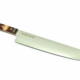 HAKUGIN Yasuki High Carbon Stainless Steel, Special Knife for Freezing Foods