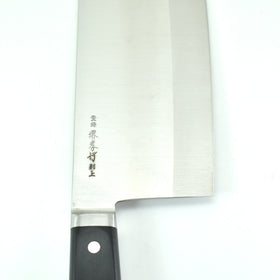INOX Molybdenum Stainless Steel/Chinese Cleaver with Bolster