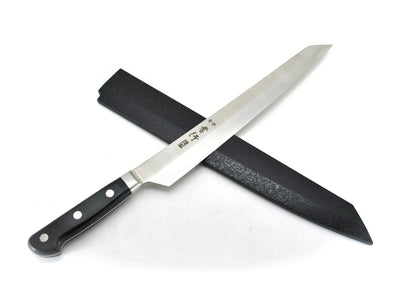 "GRAND CHEF Swedish Stainless ""Hien""Kiritsuke Yanagiba 300 mm"