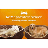 Double sided Big Size Extra Large Dog Bed (s to xl) + Free Gift + Free Shipping