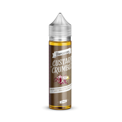 Vapesters - Custard Crumble