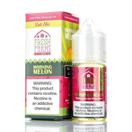 Fresh Farms Salts - Morning Melon