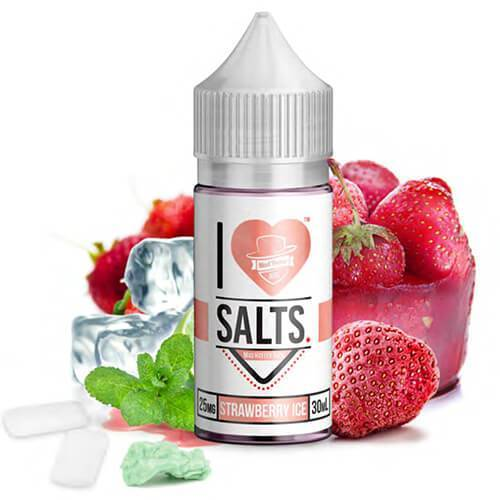 I Love Salts - Strawberry Ice