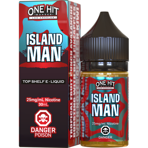 One Hit Wonder Salts - Island Man