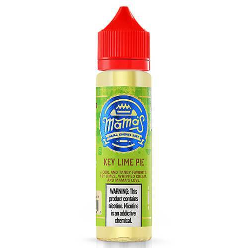 Mama's eLiquid - Key Lime Pie