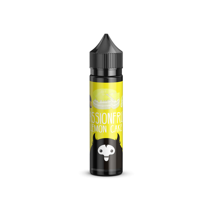 Bunyip Vapes - Passionfruit Lemon Cake