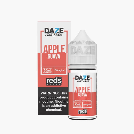 Reds Apple Salts - Reds Guava