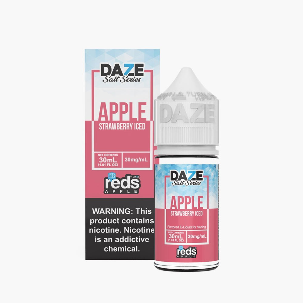 Reds Apple Salts - Reds Strawberry ICED