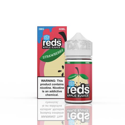 Reds Apple - Reds Strawberry Iced