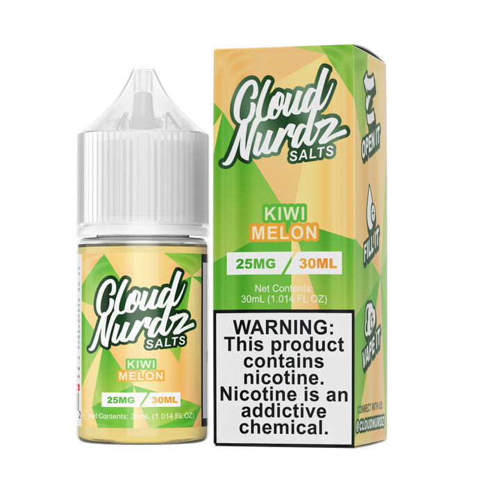 Cloud Nurdz SALT - Kiwi Melon