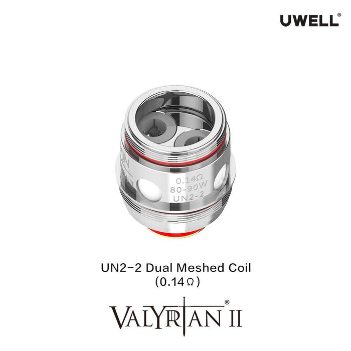 Uwell - Valyrian 2 Replacement Coils (2 Pack)