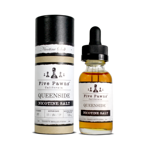 Five Pawns Salts - Queenside
