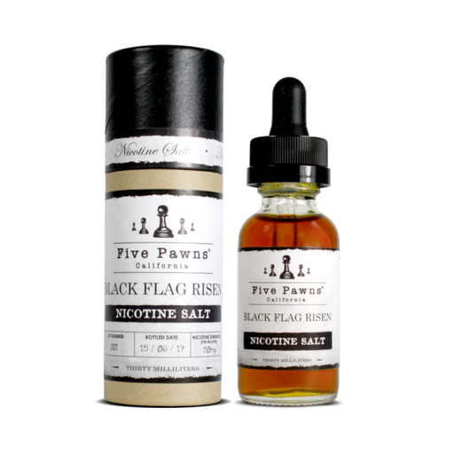 Five Pawns Salts - Black Flag Risen