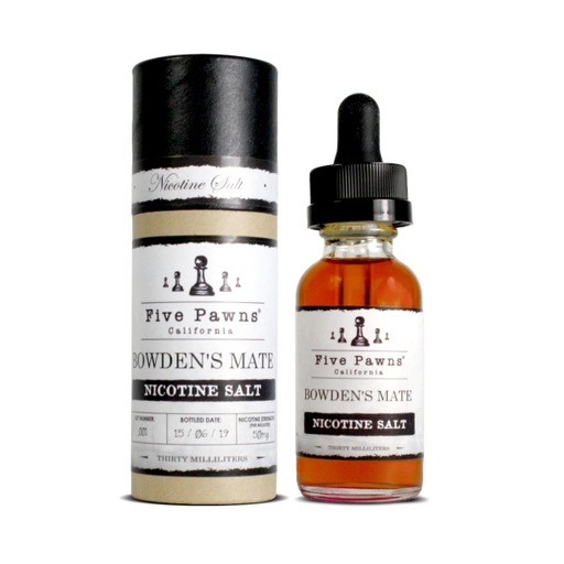 Five Pawns Salts - Bowden's Mate