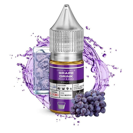 Basix Nic Salts - Grape Drink